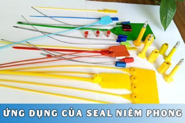 Seal niêm phong ứng dụng gì ngoài niêm phong container?