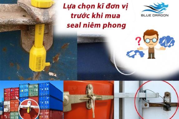 Tại sao không nên lựa chọn seal niêm phong kém chất lượng